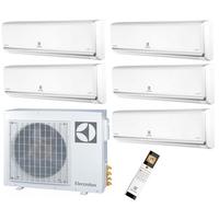 Мульти сплит система Electrolux EACS-07HC FMI/N3x4+EACS-12HC FMI/N3/ EACO-42 FMI/N3 (комплект)