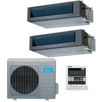 Мульти сплит система Midea MTBI-09HWFN1-Q+MTBI-18HWDN1-Q/ M3OD-26HFN1-Q (комплект)