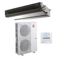 Канальный кондиционер Mitsubishi Electric PEAD-RP140JALQ/PU-P140YHA/-40