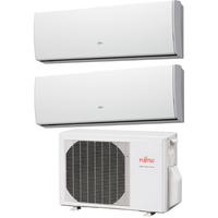 Мульти сплит система Fujitsu ASYG07LUCAx2/AOYG14LAC2 (комплект)