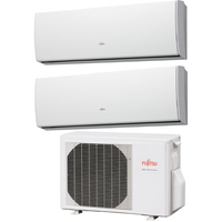 Мульти сплит система Fujitsu ASYG07LUCA + ASYG09LUCA/ AOYG18LAC2 (комплект)