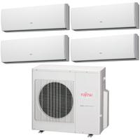 Мульти сплит система Fujitsu ASYG07LUCAх3 + ASYG12LUCA / AOYG30LAT4 (комплект)