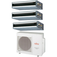Мульти сплит система Fujitsu ARYG07LLTAx2 + ARYG09LLTA/ AOYG18LAT3 (комплект)