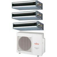 Мульти сплит система Fujitsu ARYG09LLTAx2 + ARYG12LLTA/ AOYG24LAT3 (комплект)