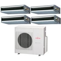 Мульти сплит система Fujitsu ARYG07LLTAx2 + ARYG09LLTAх2/ AOYG30LAT4 (комплект)