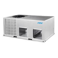 Крышный кондиционер MDV MDRBT-150HWN1 (руфтоп)