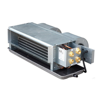 Канальный фанкойл MDV MDKT3-1200FG50