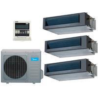 Мульти сплит система Midea MTBI-07HWFN1-Qx3/ M3OD-26HFN1-Q (комплект)