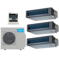 Мульти сплит система Midea MTBI-07HWFN1-Q+MTBU-12HWFN1-Q+MTBI-18HWDN1-Q/ M5OC-36HFN1-Q (комплект)