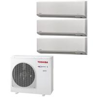 Мульти сплит система Toshiba RAS-M07N3KV2-Ex2+ RAS-B13N3KV2/ RAS-3M26UAV-E (комплект)