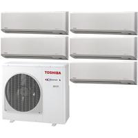 Мульти сплит система Toshiba RAS-M07N3KV2-Ex5/ RAS-5M34UAV-E1 (комплект)