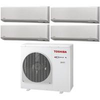 Мульти сплит система Toshiba RAS-M07N3KV2-Ex3+ RAS-B13N3KV2/ RAS-5M34UAV-E1 (комплект)