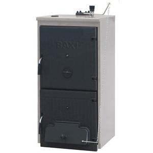 Твердотопливный котел Baxi BPI-Eco 1.350