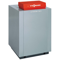 Газовый котел Viessmann Vitogas 100-F 140 кВт c Vitotronic 200 KO2B