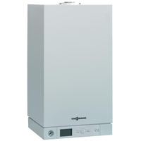 Газовый котел Viessmann Vitopend 100-W WH1D 30 кВт (одноконтурный, закрытая камера)