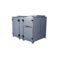 Приточно-вытяжная установка Ostberg HERU 1600 T EC CXLE, 12.6kW (230V)