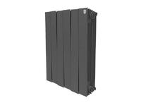 Радиатор биметалл Royal Thermo PianoForte 500/Noir Sable - 12 секц.