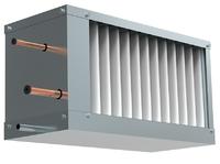 Фреоновый охладитель для прямоугольных каналов WHR-R 800*500-3