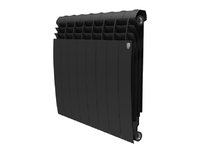 Радиатор биметалл Royal Thermo BiLiner 500 Noir Sable - 8 секц.