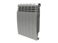 Радиатор биметалл Royal Thermo BiLiner 500 Silver Satin - 12 секц.