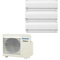 Мульти сплит система Panasonic CS-E7RKDWx2+CS-E12RKDW/U-4E23JBE (комплект)