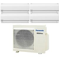 Мульти сплит система Panasonic CS-E9RKDWx4/CU-4E27PBD (комплект)