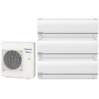 Мульти сплит система Panasonic CS-E9RKDWx2+CS-E12RKDW/CU-4E27PBD (комплект)