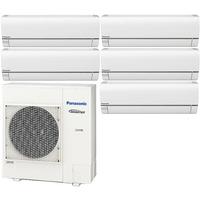 Мульти сплит система Panasonic CS-E7RKDWx5/CU-5E34PBD (комплект)