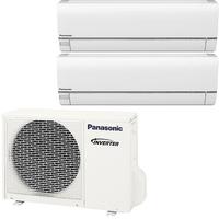 Мульти сплит система Panasonic CS-E9RKDW+CS-E12RKDW/CU-2E18PBD (комплект)