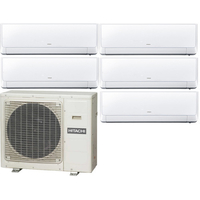 Мульти сплит система Hitachi RAK-18QXBx5/ RAM-90NP5B (комплект)