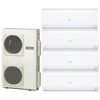 Мульти сплит система Hitachi RAK-25RPBx2+RAK-35RPCx2/ RAM-110NP6B (комплект)