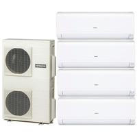 Мульти сплит система Hitachi RAK-25RPBx3+RAK-50RPC/ RAM-110NP6B (комплект)