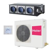 Канальный кондиционер Haier AD48NS1ERA(S)/1U48LS1EAB(S)