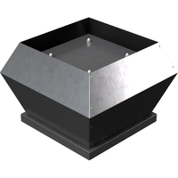 Крышный вентилятор Zilon ZFR 3,5-4D