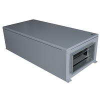 Приточная установка Zilon ZPW 4000/41 L1