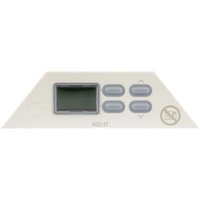 Термостат с ЖК индикатором и программируемым таймером Nobo NCU 2T