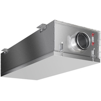 Приточная установка Shuft CAU 3000/1-22.5/3 VIM