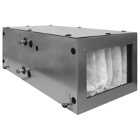 Приточная установка Shuft CAU 4000/1-22.5/3 VIM