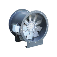 Осевой вентилятор Systemair AXC-EX 800-9/36-4