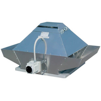 Крышный вентилятор Systemair DVG-V 400D4-6-S/F400