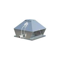 Крышный вентилятор Systemair DVG-H 500D6-S/F400 IE2