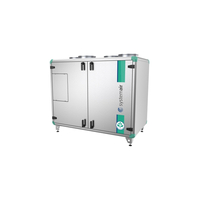 Приточно-вытяжная установка Systemair Topvex TX/C03 HWL-L