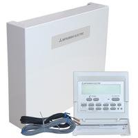 Контроллер Mitsubishi Electric PAC-IF012B-E для подключения наружных блоков к секциям охлаждения приточных установок