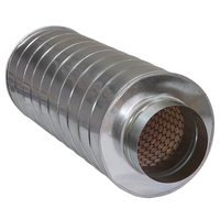 Шумоглушитель Zilon ZSA 400/900