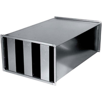 Шумоглушитель Zilon ZSr 800x500