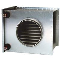 Водяной нагреватель Systemair CWK 100-3-2.5