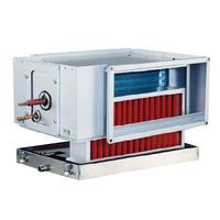 Водяной нагреватель Systemair DXRE 80x50-3-2,5