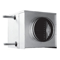 Водяной нагреватель DVS AVS 500