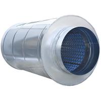 Шумоглушитель DVS SAR 160 /600мм