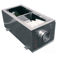 Приточная установка DVS VEKA W 2000/27,0 L3